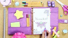 Hoy te enseño a hacer una Crafty Plannergenial para organizarte y ser más creativa. Así que ha comenzar el año con todo. Empieza el año con toda la actitud y cumple tus objetivos de este año nuevo. La Crafty Planner es una agenda que puedes hacer tú mismo. Además podrás ir agregando lo que vaya …