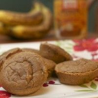Banana pumpkin pucks by @Stacy of Paleo Parents #AIPaleo