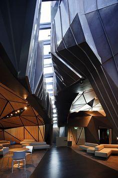 Studio Pacific  Warren and Mahoney Architects  Wellington International Airport Passenger Terminal  featured