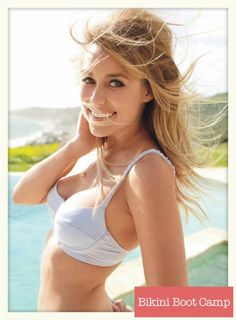 Lauren Conrad's Bikini Boot Camp Plan