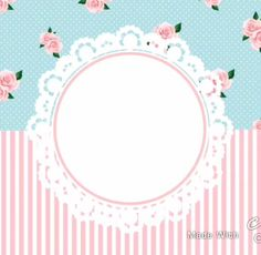 Flowers garden layout inspiration 37 ideas for 2019 Printable Scrapbook Paper, Baby Scrapbook, Chic Wallpaper, Iphone Wallpaper, Flower Frame, Flower Art, Baby Shower Templates, Diy And Crafts, Arts And Crafts
