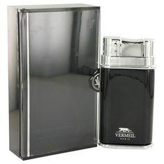 Vermeil Black by Vermeil Eau De Toilette Spray 3.4 oz (Men)