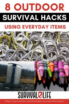Being prepared for the worst is vital for survival. Check out these outdoor survival hacks, and make sure you have a backup plan when technology fails you. #survivallife #survival #preparedness #survivalist #prepper #camping #outdoors #spring #outdoorsurvivalhacks #outdoorsurvival #survivalhacks Survival Life Hacks, Camping Survival, Outdoor Survival, Emergency Preparedness, Survival Tips, Survival Skills, Camping Outdoors, Everyday Items, Shtf