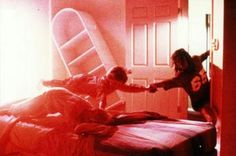 The reason I need my closet door closed before I can sleep at night. Terrifying Movies, Scary Movies, Horror Movies, Poltergeist 1982, Slasher Movies, Vintage Horror, Haunted Places, Candyland, Paranormal