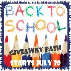 back to school giveaway bash