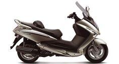 SYM RV250 - My new Ride !