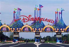 Disneyland Paris 20th anniversary entrance update