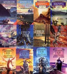 Katherine Kerr Deverry Cycle My all time favourite series!! A must read!