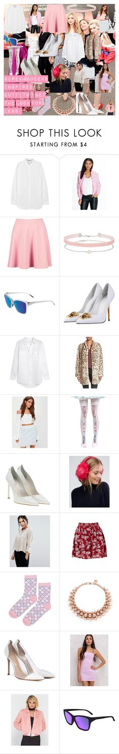 """Scream Queens Inspired Outfits 