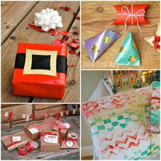 DIY Christmas Gift Wrapping Tips and Tricks
