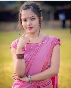 Beautiful Girl In India, Beautiful Japanese Girl, Beautiful Indian Actress, Beautiful Gorgeous, Beautiful Women, Elf Make Up, Sari Blouse, Laura Geller, Beauty Full Girl