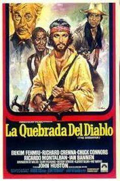 La Quebrada del Diablo (1971) Español