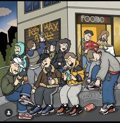 Graffiti Art, Comic Books, Fresh, Comics, Cover, Casual, Cartoons, Cartoons, Comic