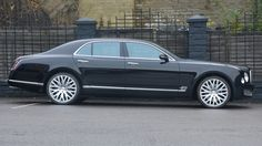 Bentley Mulsanne Kahn