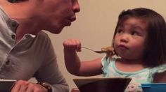Dinner with Daddy - itsMommysLife