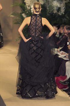 Yves Saint Laurent S/S 2001 Couture.