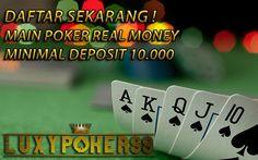 Luxypoker99.co merupakan sebuah situs poker online indonesia yang sudah terpercaya dan berkualitas tinggi dengan menyediakan Bank BCA untuk Deposit.