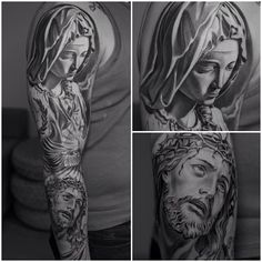 I can't believe how amazing this tattoo is and I'm not a tattoo fan . Dope Tattoos, Unique Tattoos, Body Art Tattoos, Small Tattoos, Sleeve Tattoos, Tattoos For Guys, Tatoos, Juncha Tattoo, Tattoo Trend