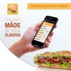 aplicativo mobile para lanchonete