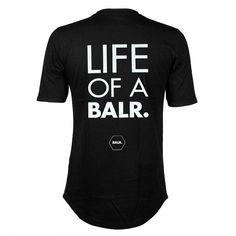Life Of A BALR. Shirt Black - BALR.