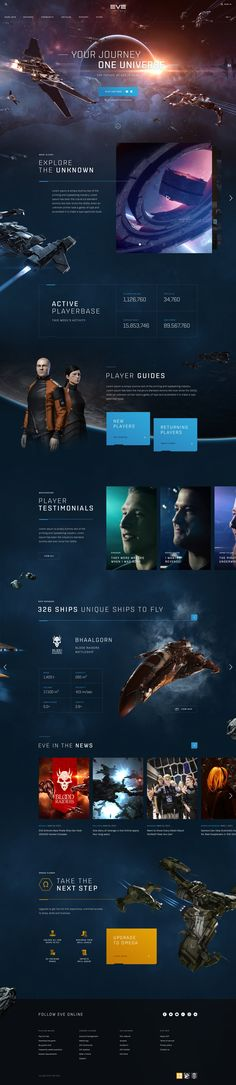Eveonline front