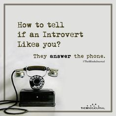 How to tell if an Introvert Likes you? Introvert Love, Introvert Personality, Introvert Quotes, Introvert Problems, Extroverted Introvert, Infj, Introvert Funny, Choose Joy, John Maxwell