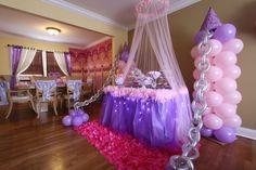 princess party centerpieces - Buscar con Google