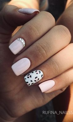Cheetah Nail Designs, Acrylic Nail Designs, Animal Nail Designs, Creative Nail Designs, Pink Leopard Nails, Pink Nails, Rodeo Nails, Cow Nails, Acylic Nails