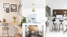 Γραφείο στο σπίτι: Φτιάξε το δικό σου, ακόμη κι αν ο χώρος είναι μικρός -4 ιδέες | BOVARY