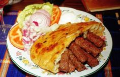 How to Make Cevapcici: Casing-Less Serbian Sausage: Serbian Cevapcici