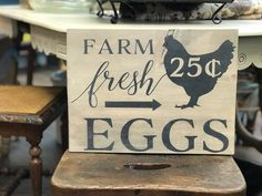 Come visit us at Vintage Decor & Craftery to purchase Annie Sloan Chalk Paint and learn how to use it! We offer DIY workshops and one-on-one instruction. Diy Workshop, Annie Sloan Chalk Paint, Vintage Decor, Eggs, Painting, Design, Painting Art, Egg