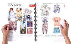 Spring SUmmer 2014 Peclers Paris Trend book