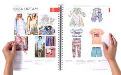 Spring SUmmer 2014 Peclers Paris Trend book
