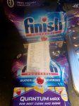 Finish Dishwasher Tabs - Powerball Quantium Max 45 - 4.00