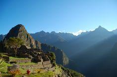 Welcome to the Inca Trail / Machu Picchu / Peru