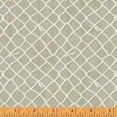 Pela Studio - Catch of the Day - Netting in Gray