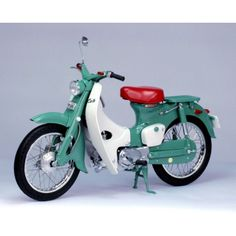 Honda-Super-Cub-green.jpg (800×800)