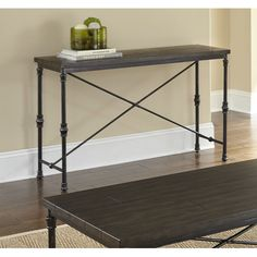 Found it at Joss & Main - Maria Console Table