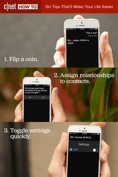 Put your personal assistant to work & take a load off with these Siri tips.
