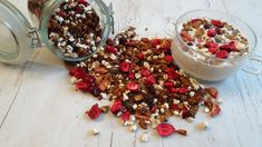 Ropogós granola