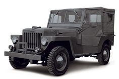 original ancestor… The Toyota Jeep BJ! The Toyota Jeep BJ (Yes… the Toyota Jeep!) was initially produced to meet the needs of the Japanese National Police Reserve Forces, with 298 of them. Toyota 4x4, Toyota Cars, Toyota Celica, Toyota Land Cruiser, Fj Cruiser, Land Cruiser Models, Automobile, Expedition Vehicle, Mercedes Benz
