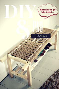 INSPIRÁCIÓK.HU Kreatív lakberendezési blog, dekoráció ötletek, lakberendező tanácsok: Bútor barkács ötletek: DIY pad