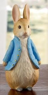 Peter Rabbit Figurine Cant forget about the coolest bunny of them all!