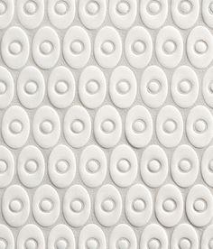 Walker Zanger   tile tile   color   white matte with grey grout