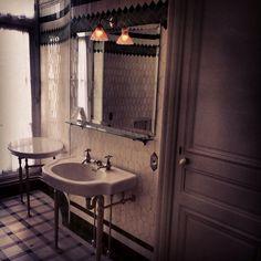 Musée Nissim Camondo bathroom