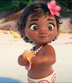"baby moana movie scenes | Disney Love on Twitter: ""Baby #Moana is the cutest ever https://t ..."