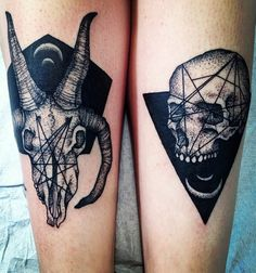 INKED UP | Tattoo done by Erik Jacobsen and artwork by Bryan...