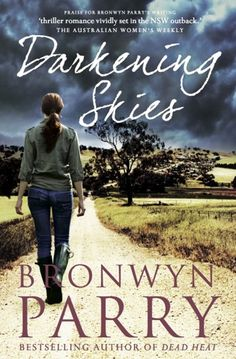 Cover of Darkening Skies by Bronwyn Parry