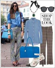 Shop the Street Style Look: Graphic Content
