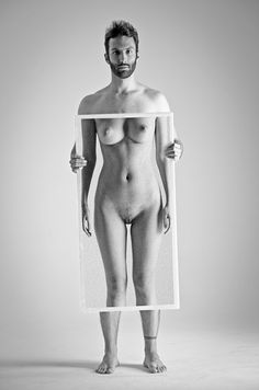 "Thiago Antonucci is an artist who created a beautiful yet provoking photography series titled, ""Gender""."